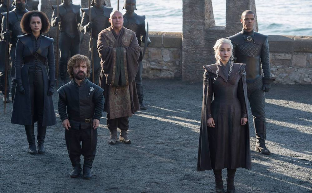 Game of Thrones' season 7 premiere sets Canadian viewership record