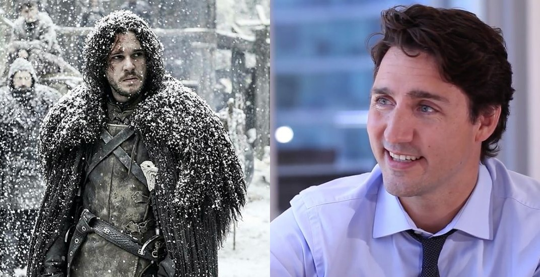 Trudeau and Game of Thrones impacting global immigration: REPORT