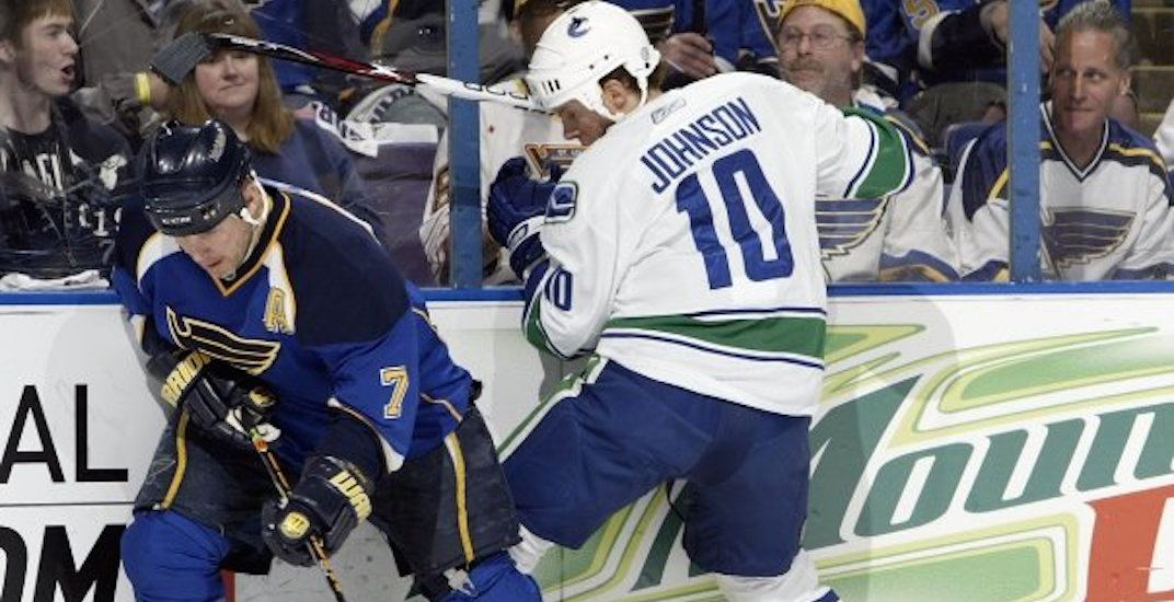 Canucks make major changes to scouting staff, promote Ryan Johnson
