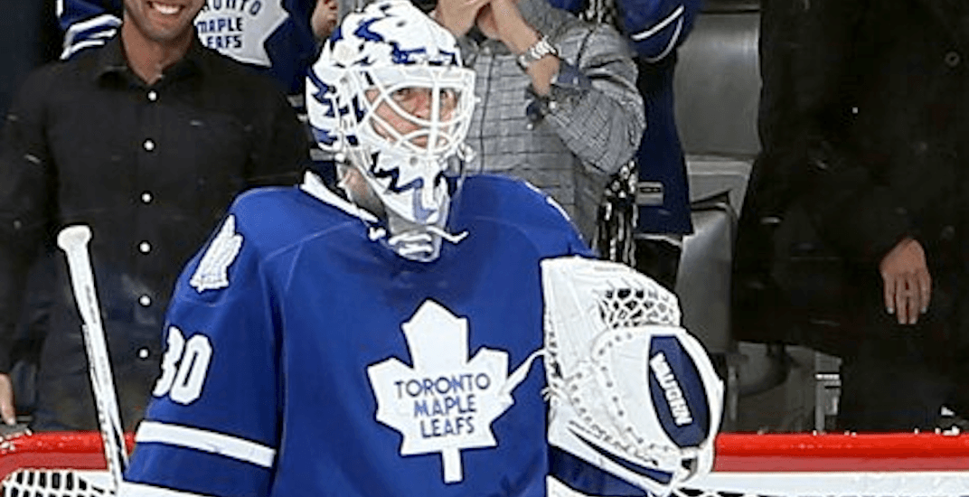 Ben Scrivens could be Team Canada's goalie at the 2018 Olympics