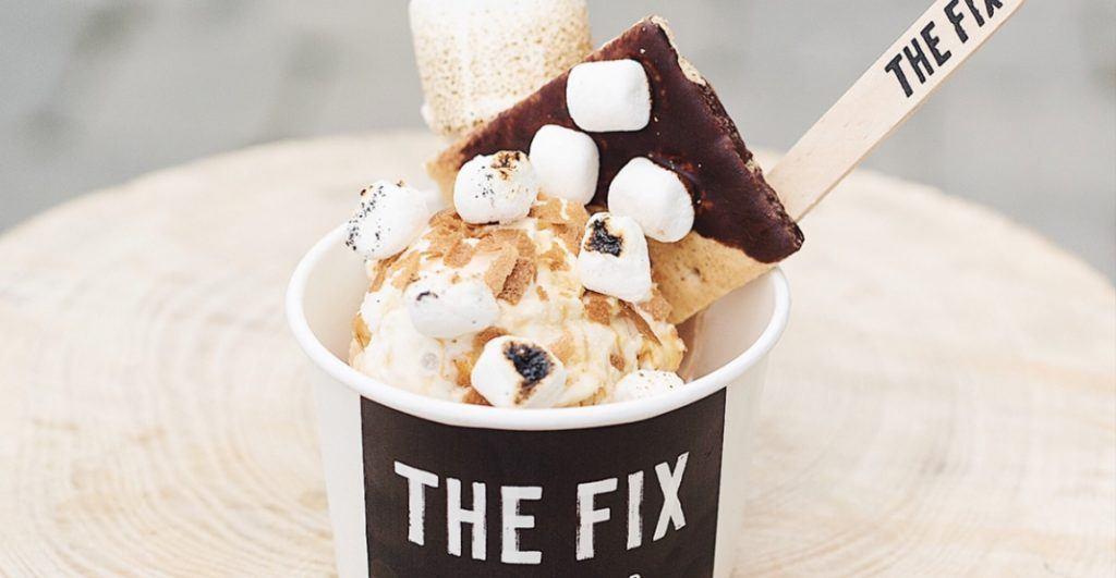 the fix ice cream toronto restaurant openings