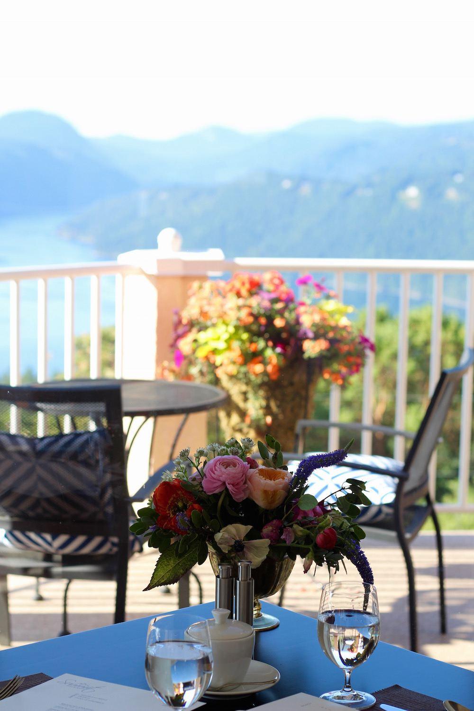 Villa Eyrie Summit Restaurant
