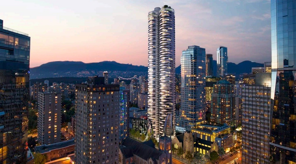 Iconic 56-storey pipe-organ tower approved by Vancouver City Council