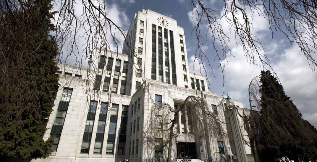 Vancouver city hall josef hanusshutterstock