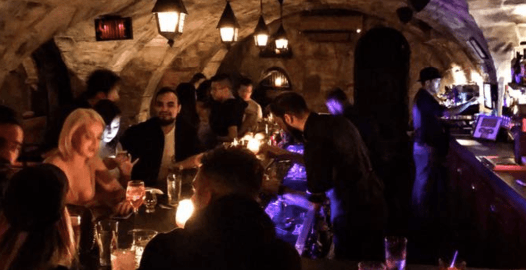 This Montreal bar is right out of Game of Thrones