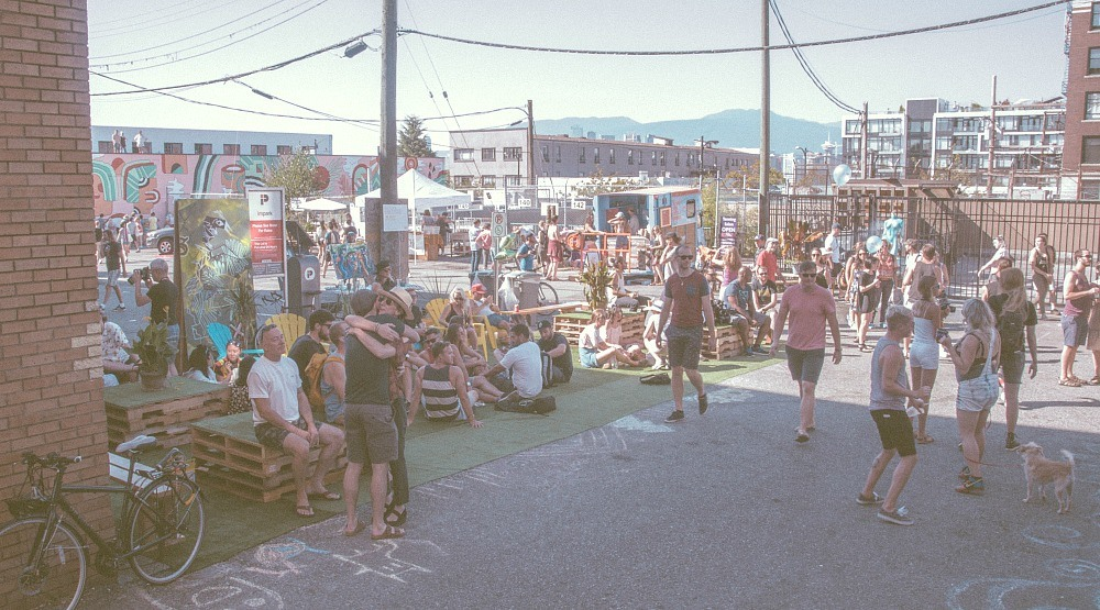 Vancouver's free outdoor Public Disco is returning this summer
