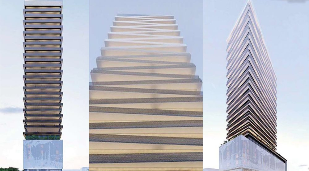 30-storey 'landmark' Hilton hotel approved for Surrey