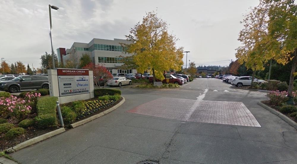 Man injured after daytime shooting near Surrey mall