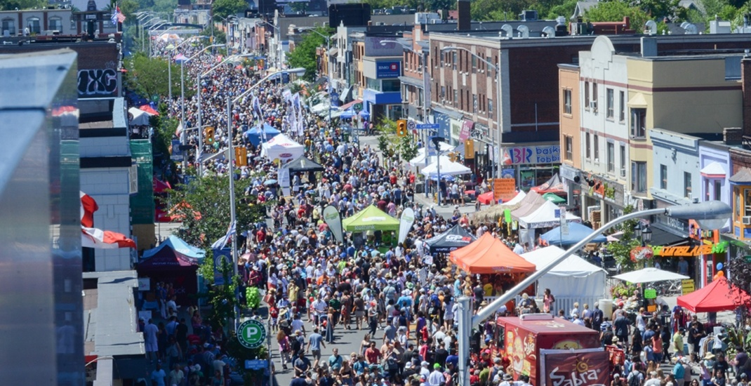 Canada's largest street festival returns to Toronto in August
