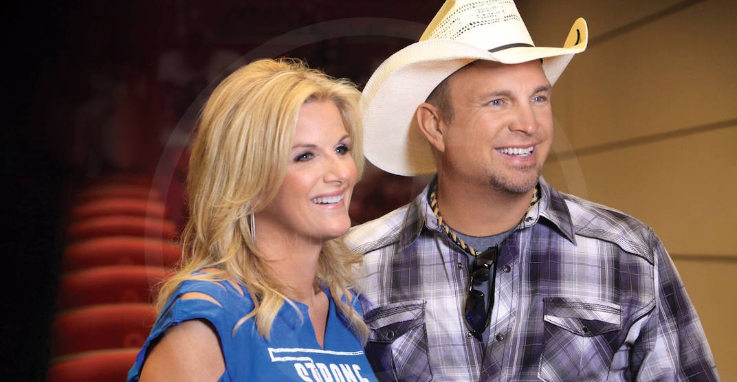 Garth Brooks Tour Lineup