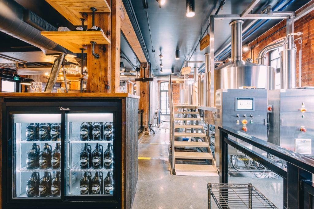 Goose Island Brewery Brewhouse beer