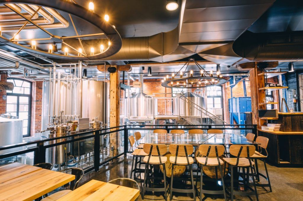 Goose Island Brewery Tour