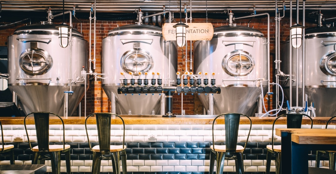 Inside Goose Island Brewhouse: Toronto's newest brewpub