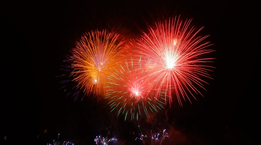 Help the Food Bank during the Honda Celebration of Light and be entered to win a getaway from Concord Pacific