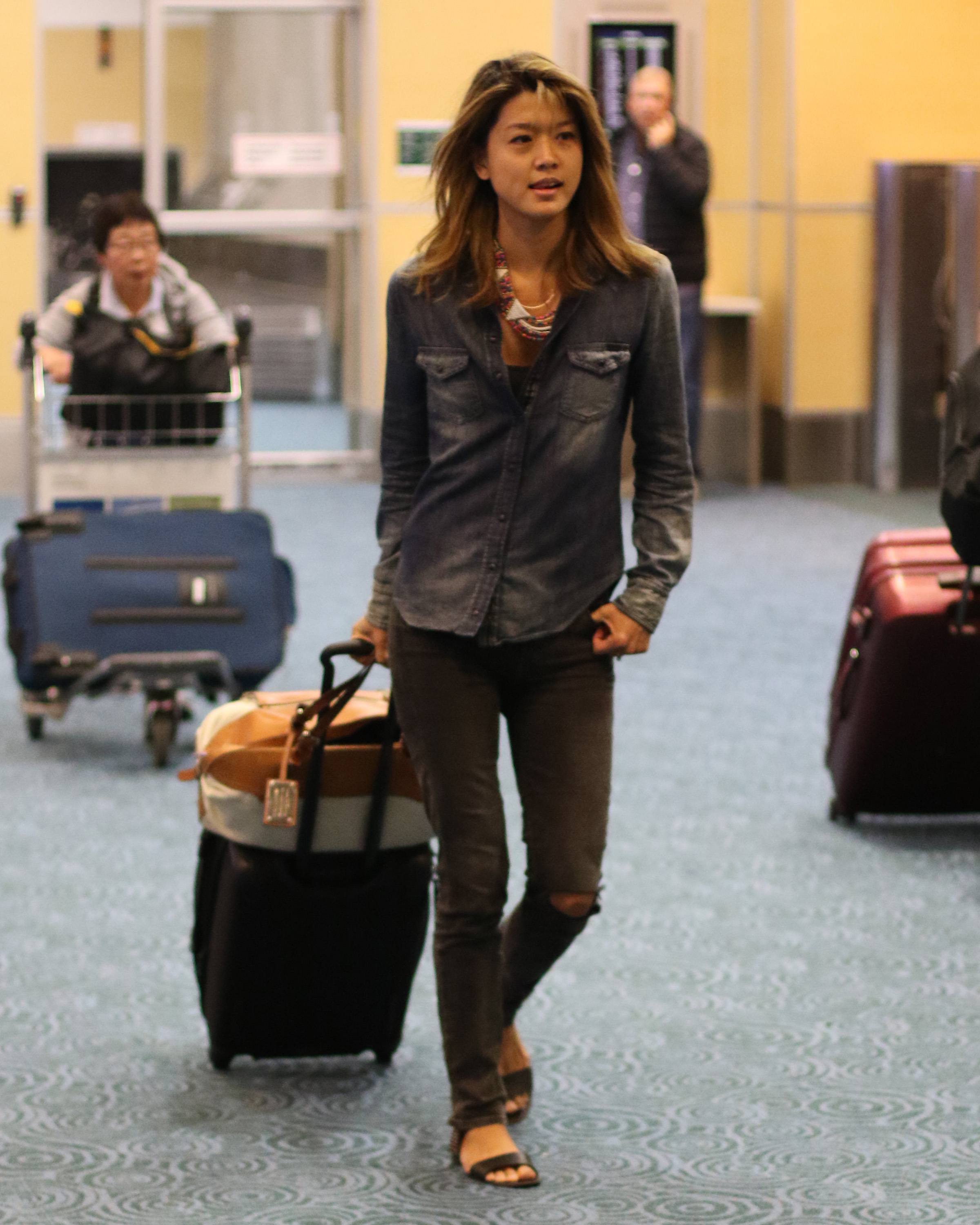 Honda North Hollywood >> Grace Park spotted in Vancouver (PHOTOS) | Daily Hive ...