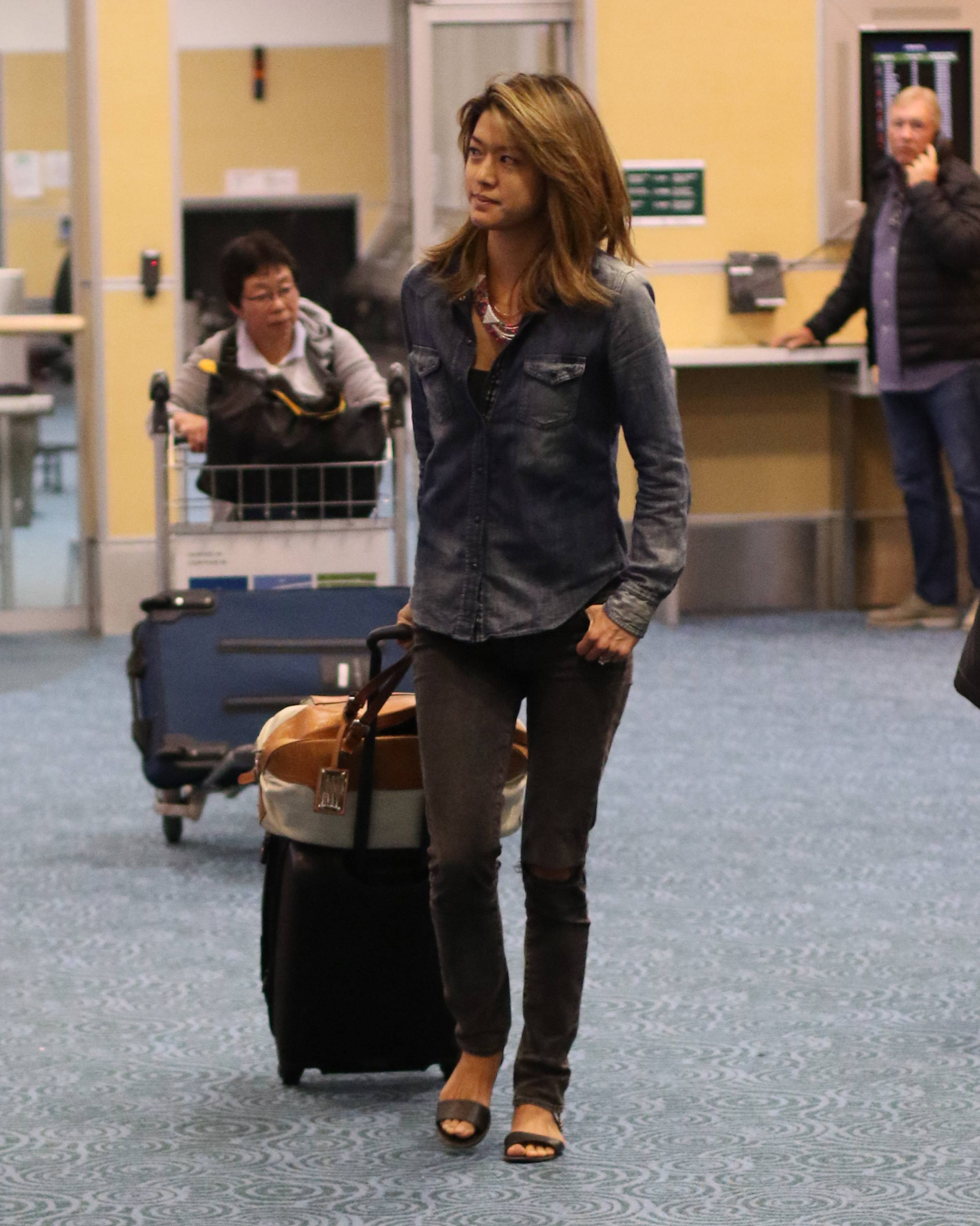 Grace Park Spotted In Vancouver Photos Daily Hive Vancouver