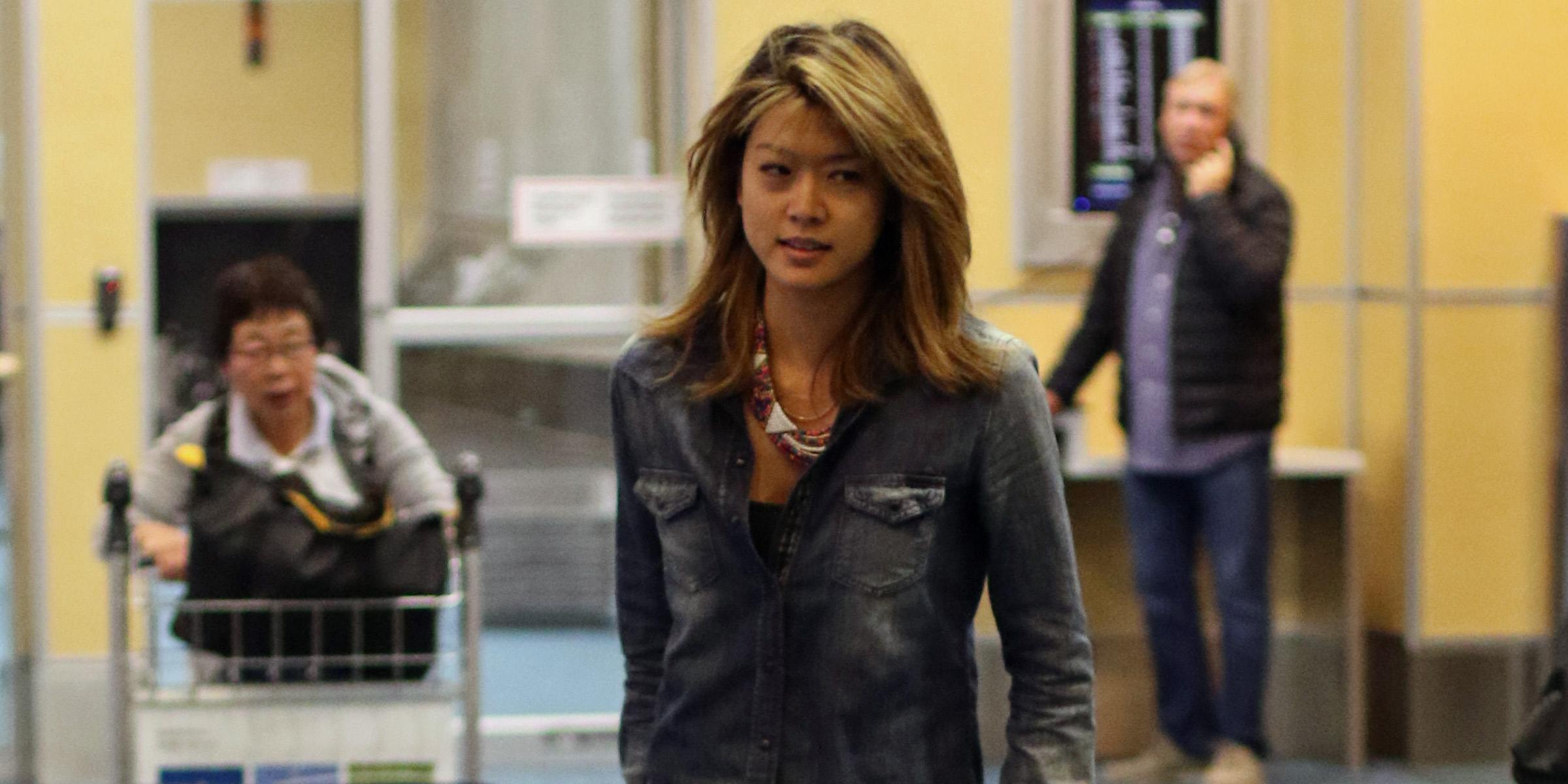 Grace Park spotted in Vancouver (PHOTOS)