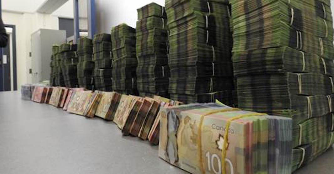 Edmonton police money