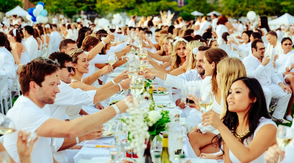 Dîner en Blanc Vancouver returns with the biggest dinner party in the city
