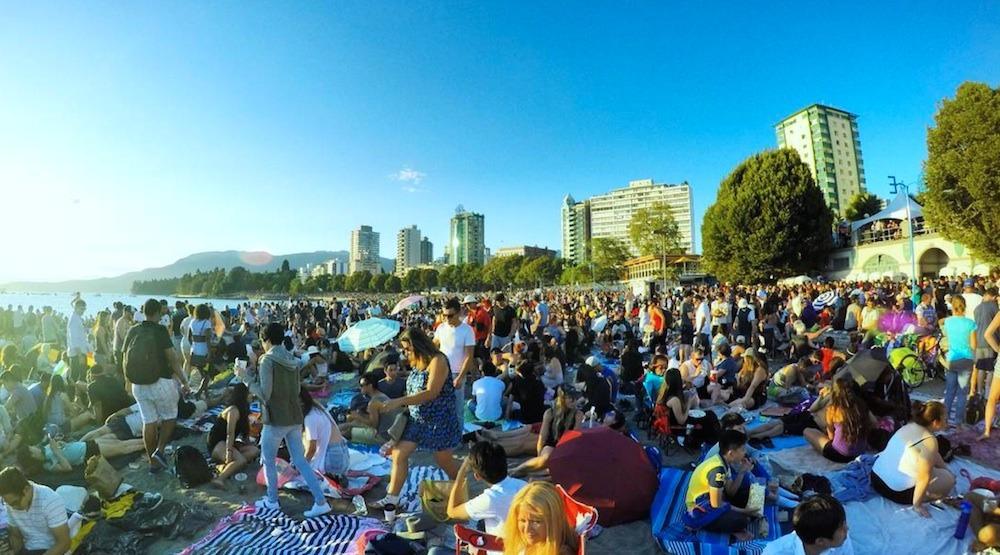 High tide will limit beach capacity for Honda Celebration of Light fireworks tonight