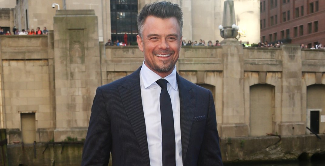 "Actor Josh Duhamel attends the ""Transformers: The Last Knight"" premiere at the Civic Opera House on June 20, 2017 in Chicago, Illinois"