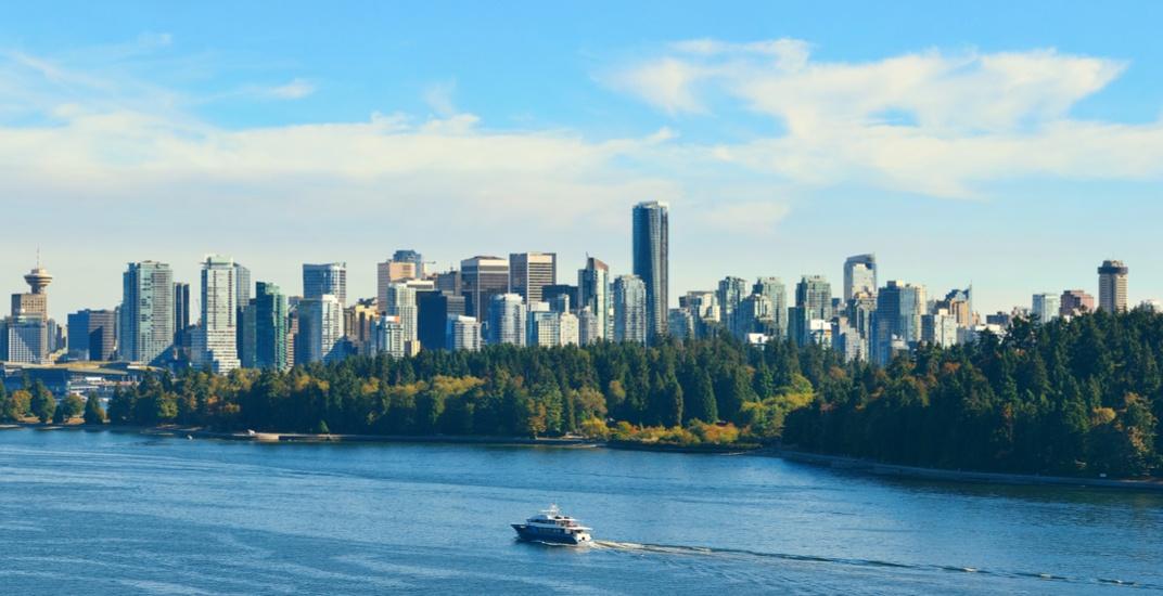 Vancouver skyline35