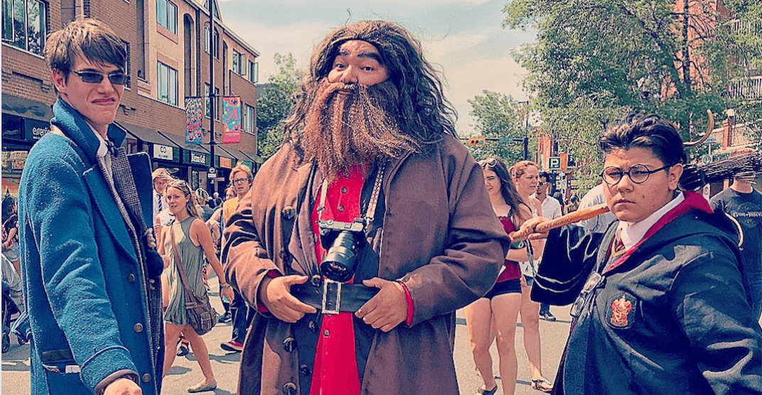 Second Harry Potter event attracts thousands to Kensington's Diagon Alley (PHOTOS)