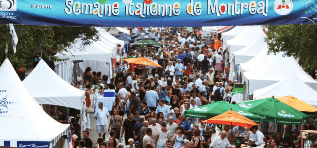A massive 10-day Italian festival is coming to Montreal this week
