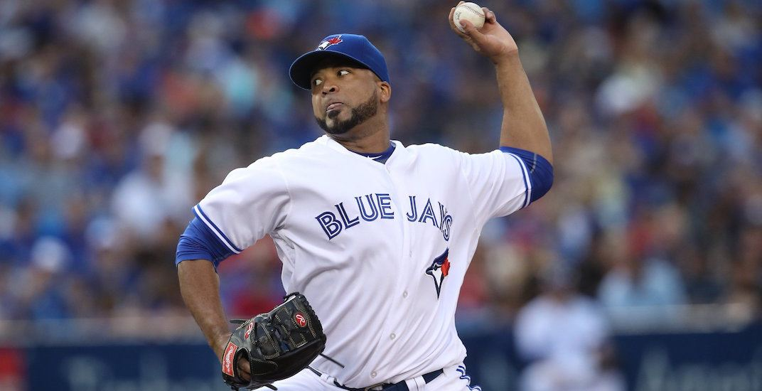 Blue Jays deal Liriano to Astros for Aoki, minor leaguer on trade deadline day