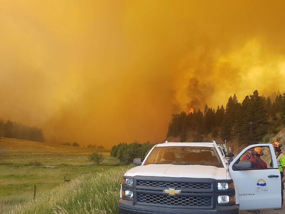 Bc wildfire 2