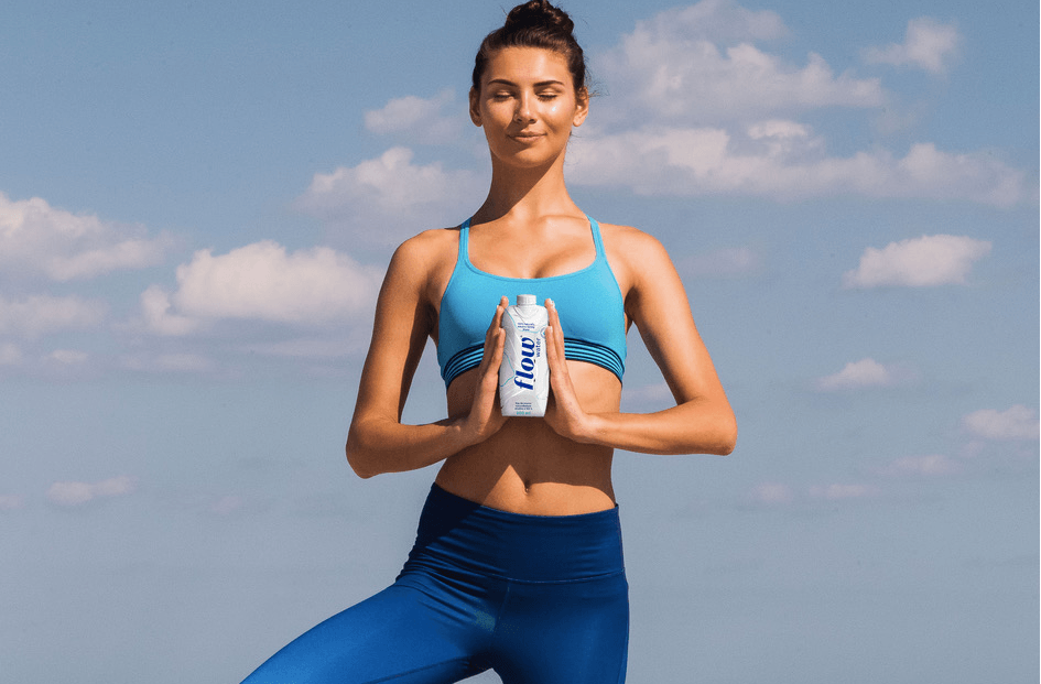 Win the ultimate summer wellness kit with a supply of Flow Water (CONTEST)