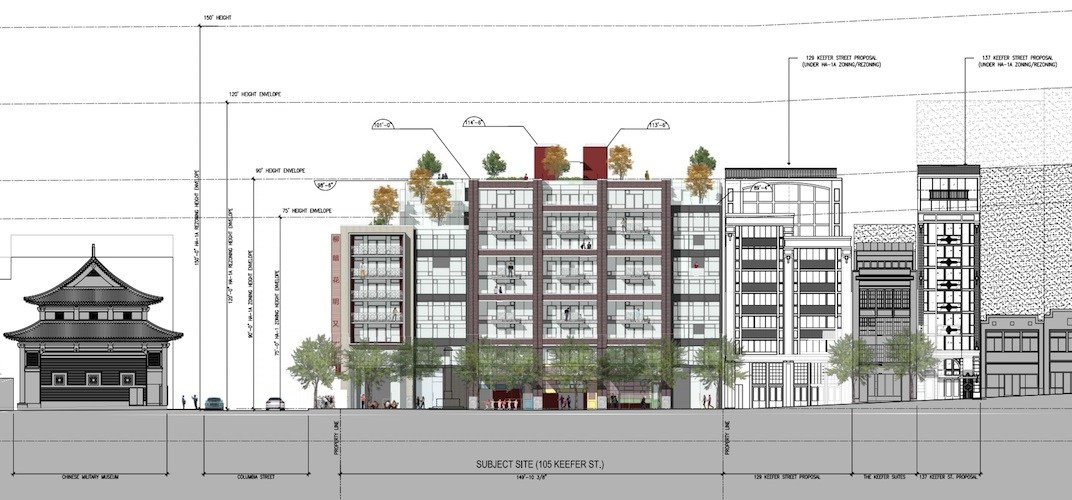 Chinatown's Keefer Street condo building proposal rejected again