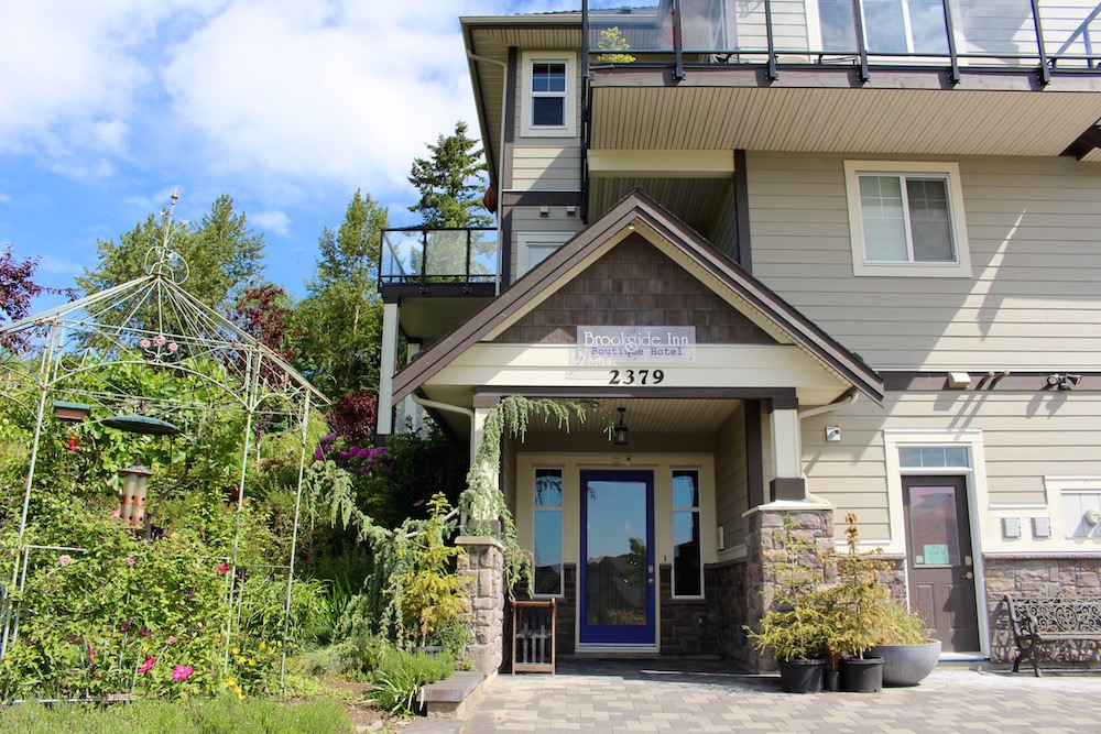 Brookside Inn Bed And Breakfast Abbotsford