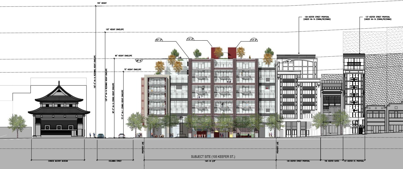 all social housing removed in redesigned chinatown condo building