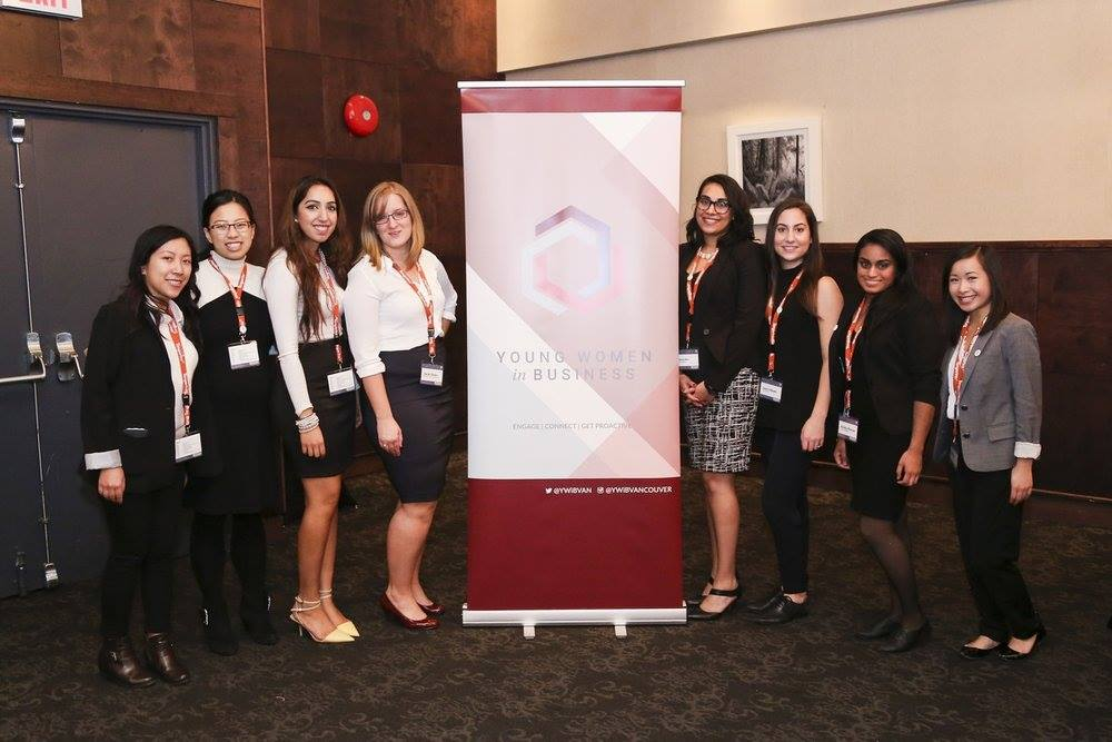 Young Women in Business Vancouver