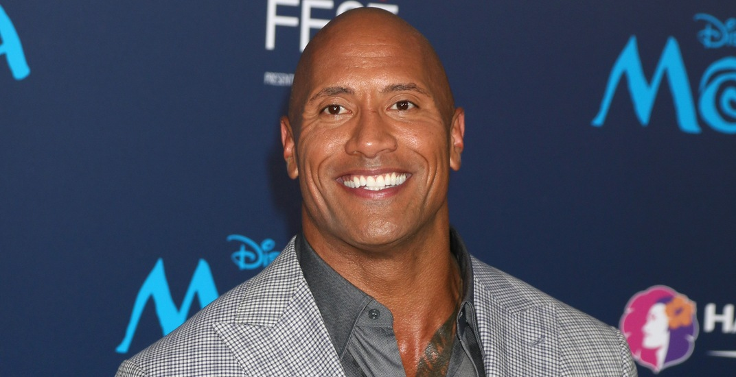 "Dwayne Johnson at the ""Moana"" at TCL Chinese Theater IMAX on November 14, 2016 in Los Angeles, CA"