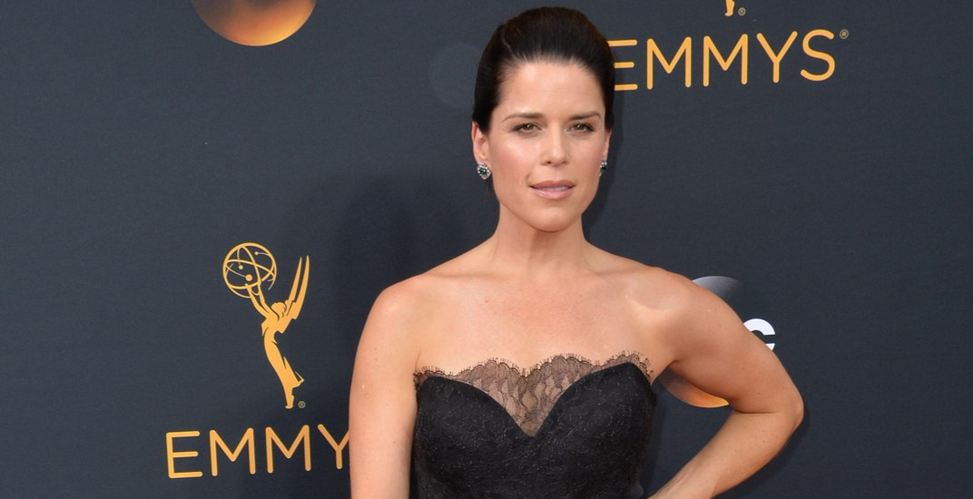 September 18, 2016: Actress Neve Campbell at the 68th Primetime Emmy Awards at the Microsoft Theatre L.A. Live
