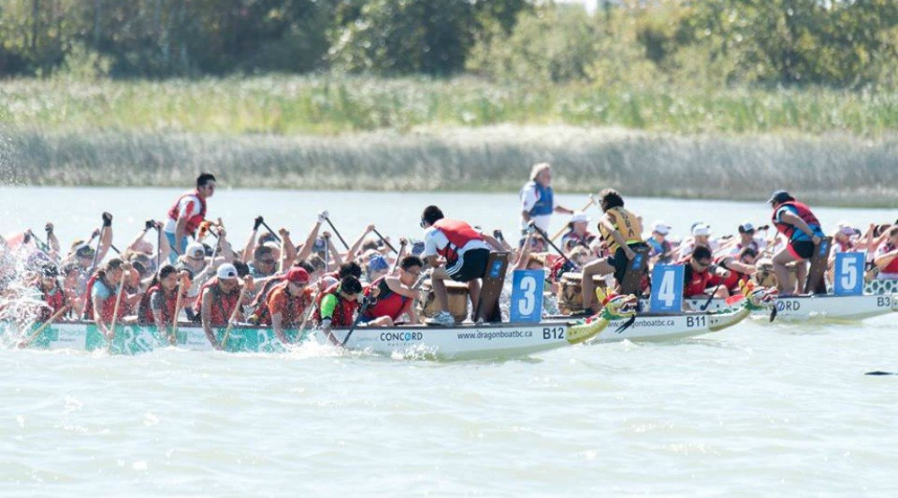 There's a free Dragon Boat Festival happening in Steveston this month