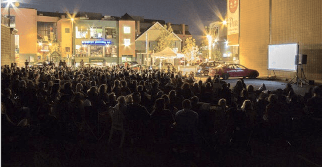 Free outdoor movies returning to Kensington this August