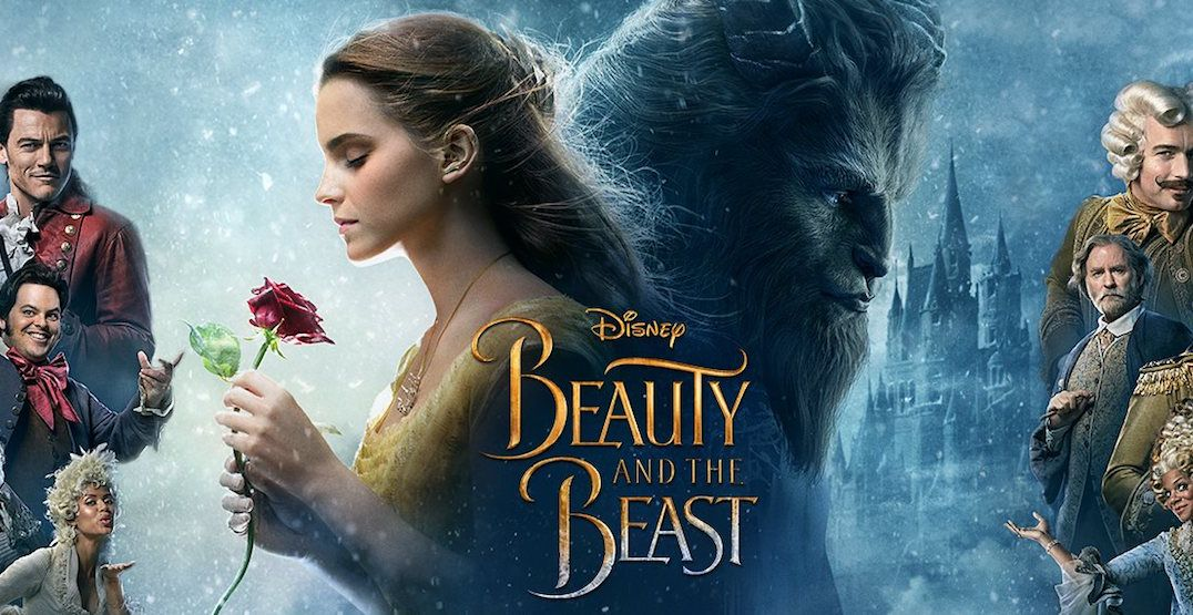 Beauty and the Beast is playing outdoors at Spruce Meadows tomorrow