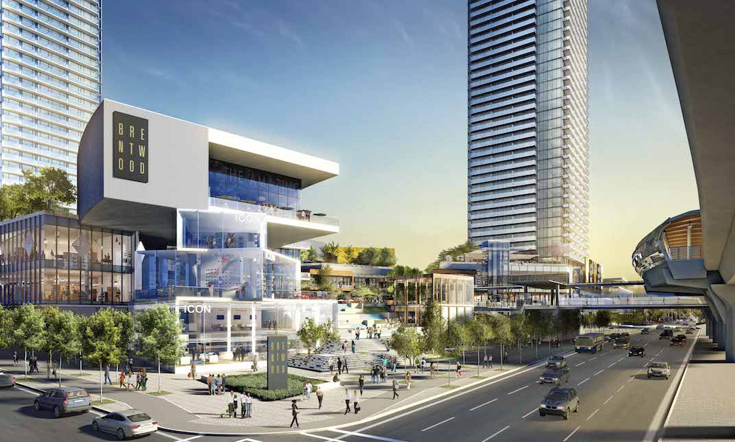 Metro vancouver 39 s new mega mall at the amazing brentwood for The brentwood