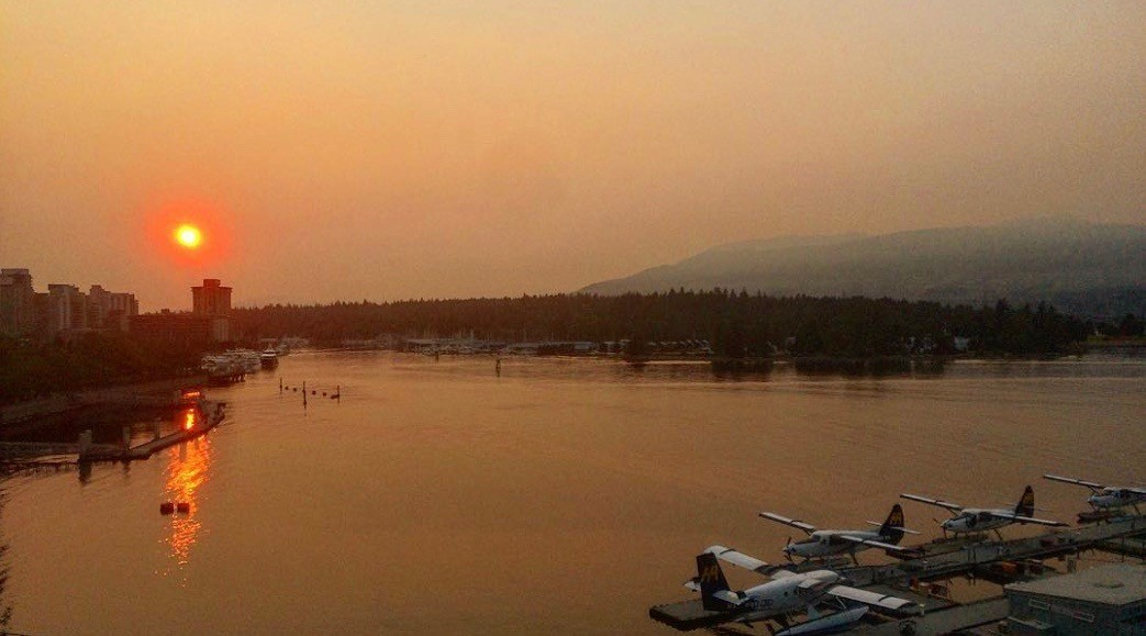 Special air quality statement issued for Metro Vancouver