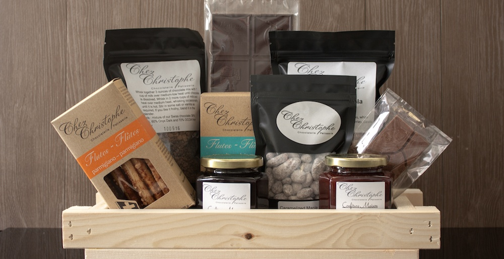 Win a Chez Christophe gift basket for you and one to give away (CONTEST)