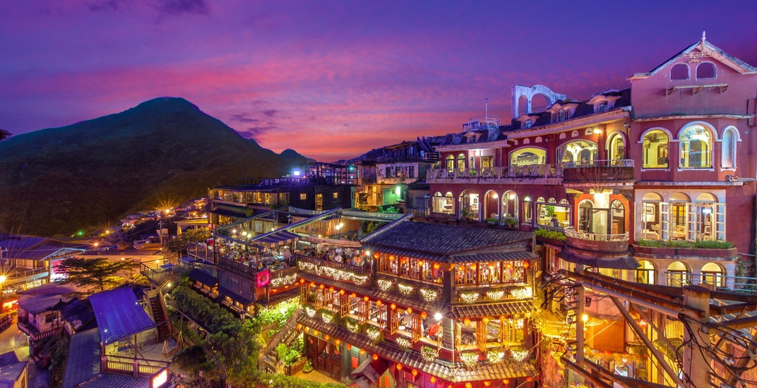 You can fly from Vancouver to Taiwan for $375 roundtrip this fall