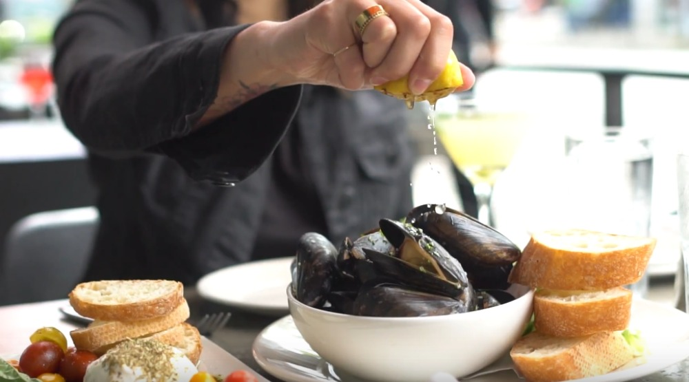 Get a $25 gift card to spend at your favourite restaurant on Robson Street