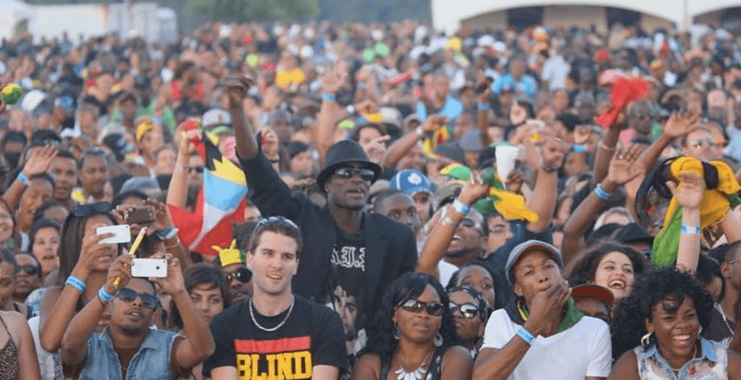 Montreal is hosting a giant reggae festival this month