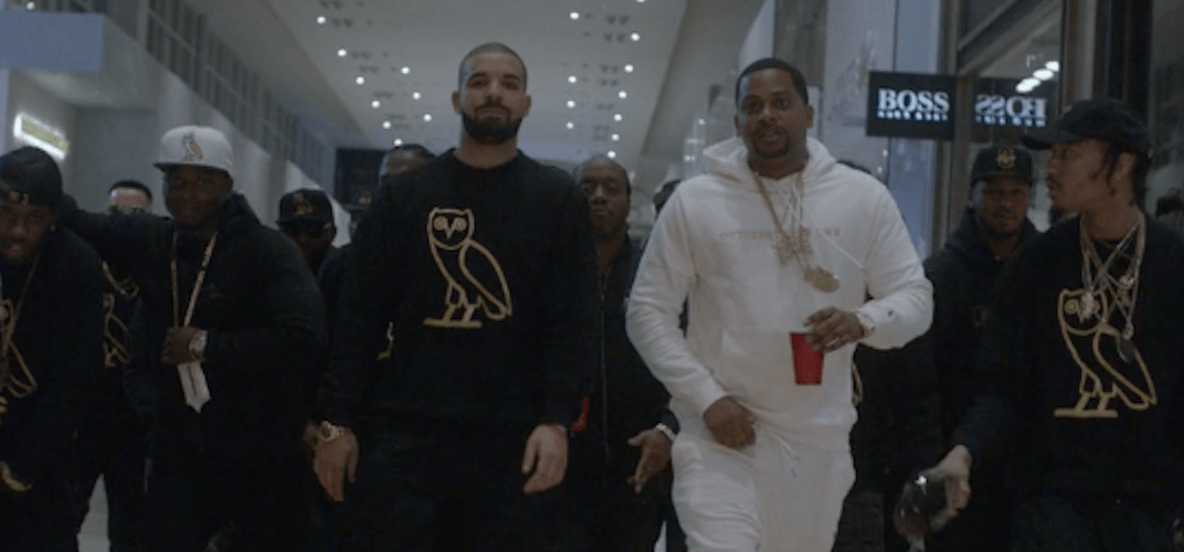 An OVO flagship store is opening at Yorkdale this weekend