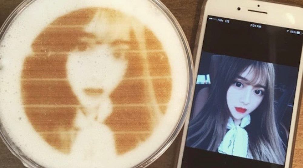 Order a selfie latte at this Vancouver coffee shop and your life will be complete
