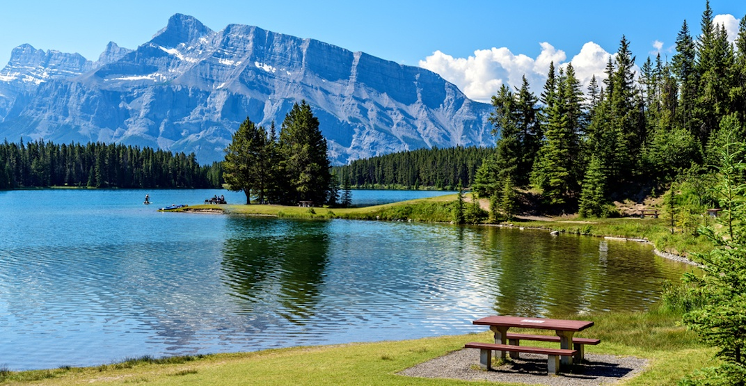 6 national park locations you should road trip to in Alberta