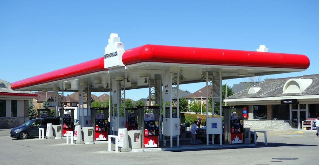 Petrocanada gas station shutterstock